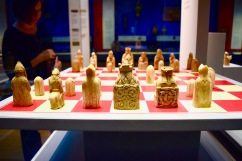 Ancient chess set, 5/29/16